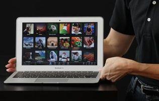 Come scattare una foto con una fotocamera di MacBook