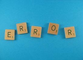 Come faccio a rimuovere informazioni da Apache pagine di errore Server?