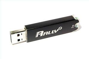 Come funziona un Flash Drive su un computer portatile?
