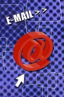 Come rimuovere una firma da MSN Email