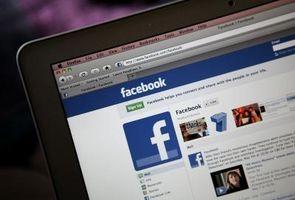 Come inviare un messaggio a un evento di Facebook