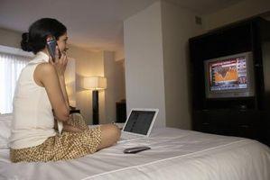 Come regolare la Home Page per adattare il vostro TV