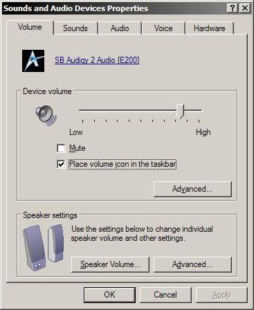 Suggerimenti per Windows System Tray