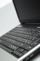 Come risolvere un problema di tastiera del computer portatile Vista