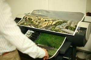 Come stampare un documento di grandi dimensioni su più fogli di carta