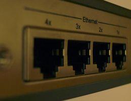 Come configurare un interruttore DLink per un indirizzo IP statico