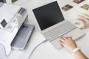 Backup di un computer portatile Toshiba