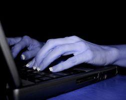Come resettare la Password su un HP zv5000