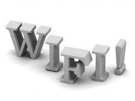 Come ottenere Internet su un computer portatile utilizzando una scheda Wireless