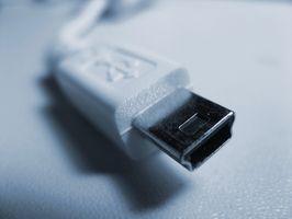 Come vedere un Windows CE USB