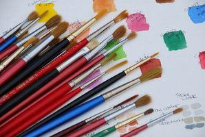 Non riesco a vedere le pennellate, quando si stampa in Corel Painter 9
