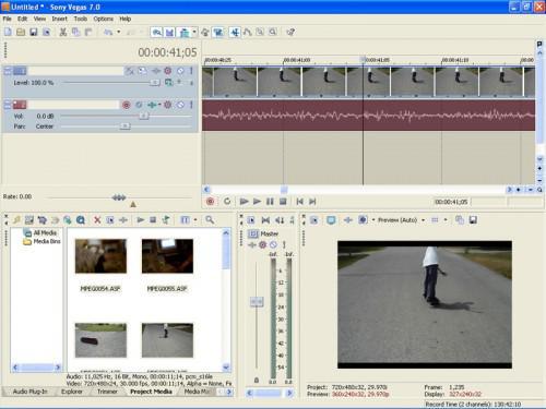 Come modificare Video con Sony Vegas