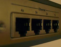 Come connettersi a VNC attraverso un Router