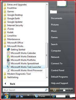 Come fare un foglio di calcolo utilizzando Windows Task Launcher