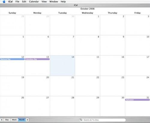 Come sincronizzare Google Calendar con iCal di Apple