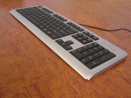 Qual è il tasto sulla tastiera del Computer?
