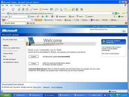 Risoluzione dei problemi Impossibile l'installazione di aggiornamenti di Windows XP