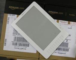 Come pagare per eBook sul Kindle utilizzando un Amazon Gift Card