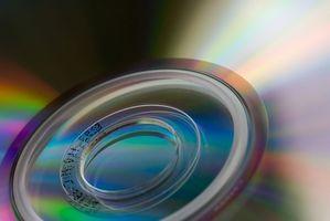 Come inviare filmati su un CD registrabile