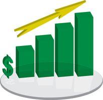 Come fare grafici per la previsione delle vendite in Excel