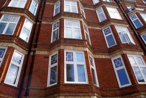 Come sostituire una finestra a bovindo