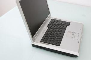 Come riparare uno schermo di Computer Notebook danneggiato