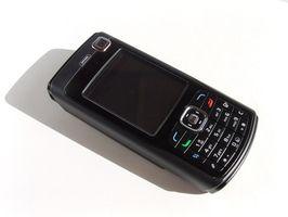 Come loghi aziendali Wireless Rimuovi dal Software Blackberry 8120