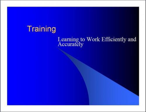 Esercitazioni di animazione di PowerPoint