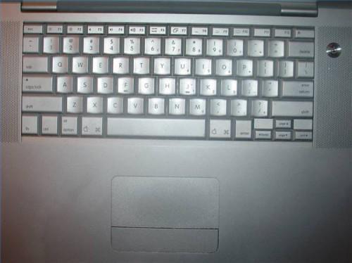 Sui tasti del computer portatile