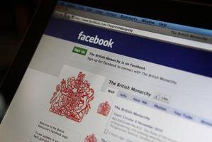 Come postare le didascalie delle foto di Facebook