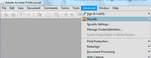 Come creare una firma con Acrobat Pro