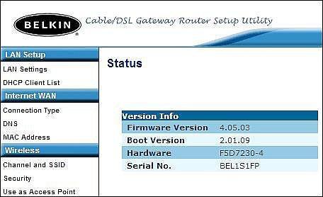 Come configurare un Router Wireless Belkin per PPPOE