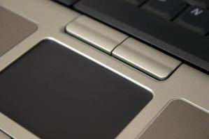 Come disattivare un Touchpad T500