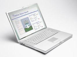 Come smontare un portatile Gateway MX7118