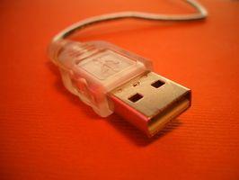 Qual è la configurazione dei Pin per connettori USB?