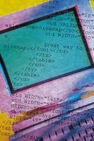 Come aggiungere codici colore HTML a testo