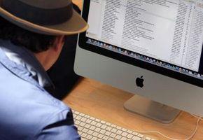Come aprire il vassoio del disco su un iMac