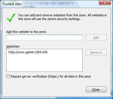 Come installare controlli Activex in Internet Explorer 6.0?