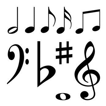 Come mostrare una nota musicale su un documento utilizzando una tastiera