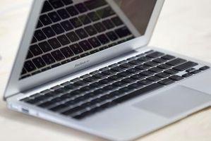 Come effettuare un MacBook