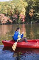 Come costruire una canoa a vela Rig