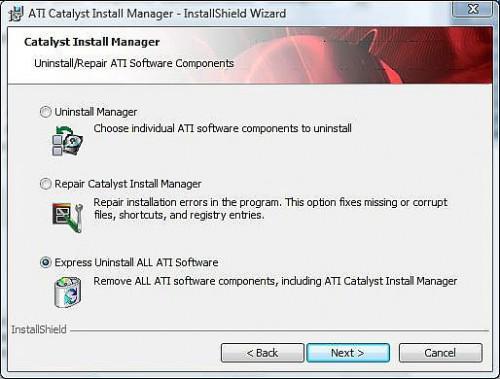 Come aggiornare il Driver di grafica ATI in Microsoft Windows