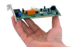 Come rimuovere un Modem PCI