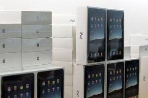 Che cosa è nella scatola iPad?