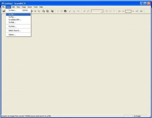 Come salvare un documento digitalizzato