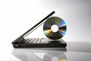 Come masterizzare video DVD su un HP CD Writer