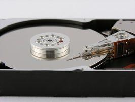 Come installare un disco rigido su un Notebook HP Pavilion