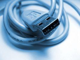 Come collegare un cavo USB maschio-maschio