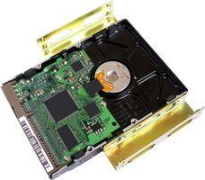 Come sostituire il disco rigido in un Toshiba A30