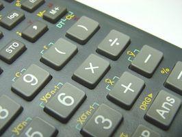 Come calcolare le formule in fogli di calcolo Excel